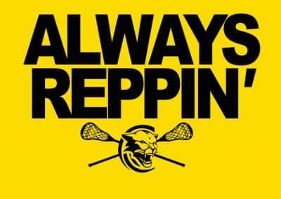 Always Reppin HFL