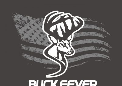 BUCK FEVER BACK ON DARK 2