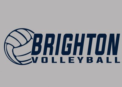 Brighton Volleyball Blankets