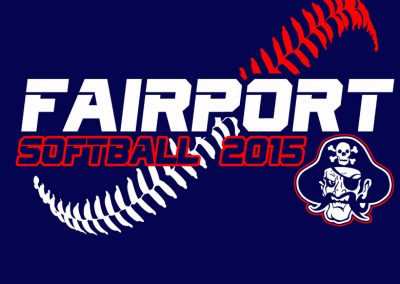Fairport Softball 2015
