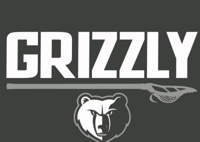 GRIZZLY TRYOUT LOGO 17 on graphite