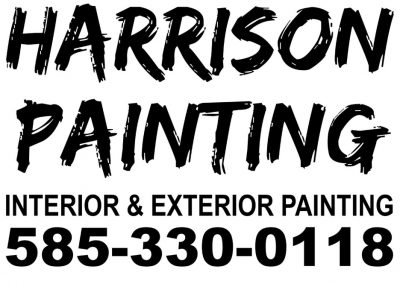 Harrison Painting Back